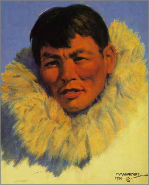 Fred Machetanz - Son of the North