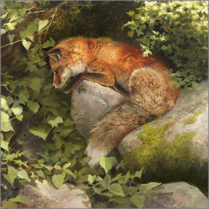 Bonnie Marris - Escape by a Hare