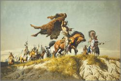 Frank C Mccarthy Limited Edition Prints Giclee Canvases