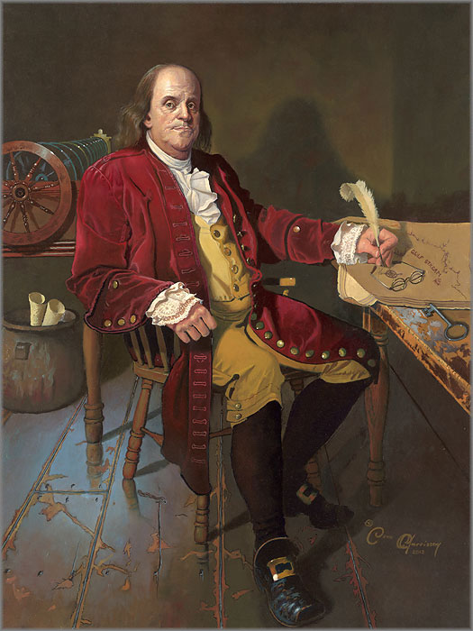 the life and works of the great inventor benjamin franklin Benjamin franklin's life, benjamin franklin's works scientist, inventor, postmaster, statesman ben received great fame in.