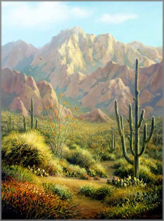 Charles H. Pabst - Apache Trail
