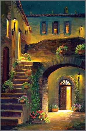 Charles H. Pabst - Assisi Glow