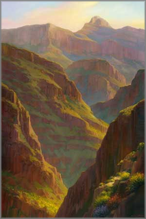Charles H. Pabst - Bright Angel Trail