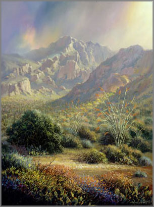 Charles H. Pabst - Buckhorn Canyon
