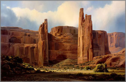 Charles H. Pabst - Canyon de Chelly