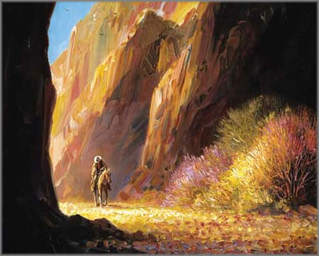 Charles H. Pabst - Canyon Floor