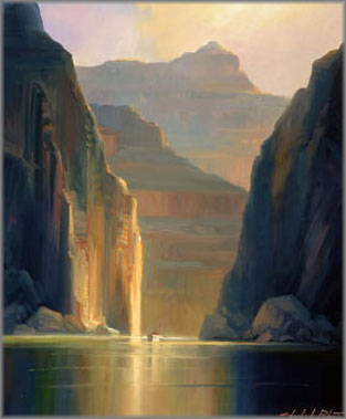 Charles H. Pabst - Cathedral Canyon