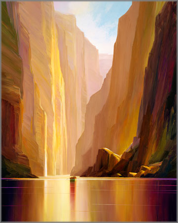 Charles H. Pabst - Canyon Radiance