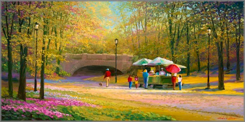 Charles H. Pabst - Central Park
