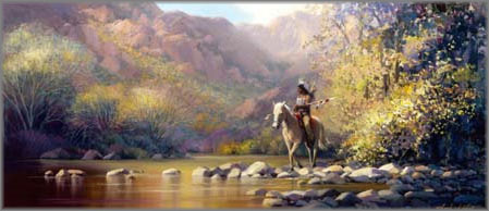 Charles H. Pabst - Chiracahua Waters
