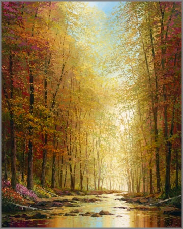 Charles H. Pabst - Colors of Autumn