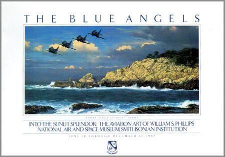 William S. Phillips - Shorebirds at Point Lobos