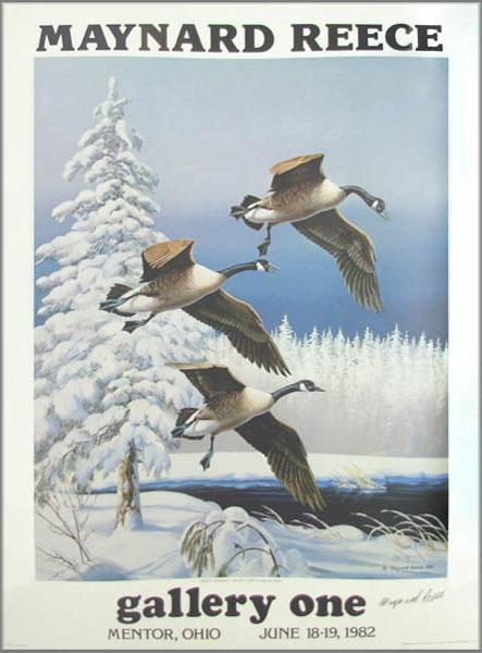 Maynard Reece - Frosty Morning