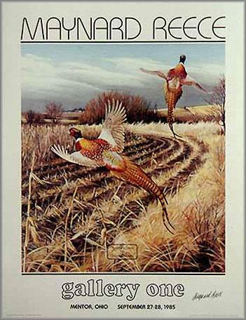 Maynard Reece - Pheasant Cover