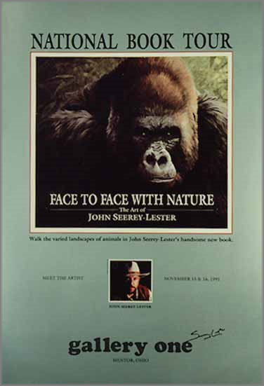 John Seerey-Lester - Face to Face with Nature