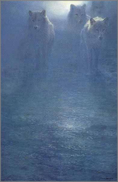 John Seerey-Lester - Frozen Moonlight