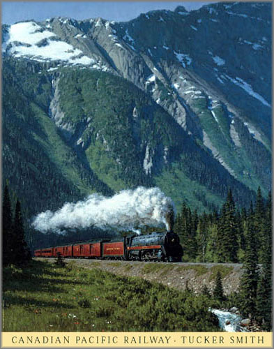 Tucker Smith - Canadian Pacific Railway