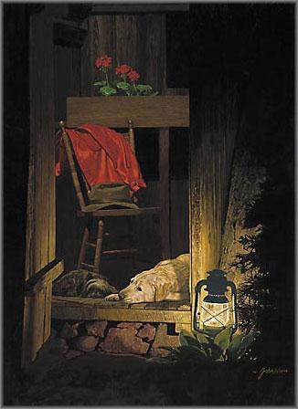 John Weiss - Evening Companions