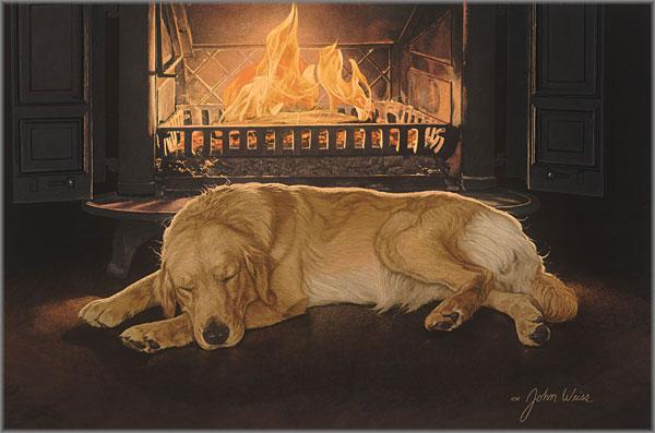John Weiss - Feeling of Warmth, A