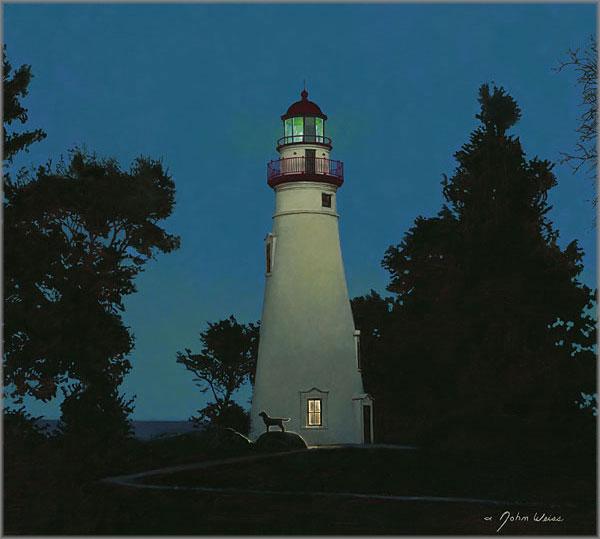 John Weiss - Lighthouse Keeper