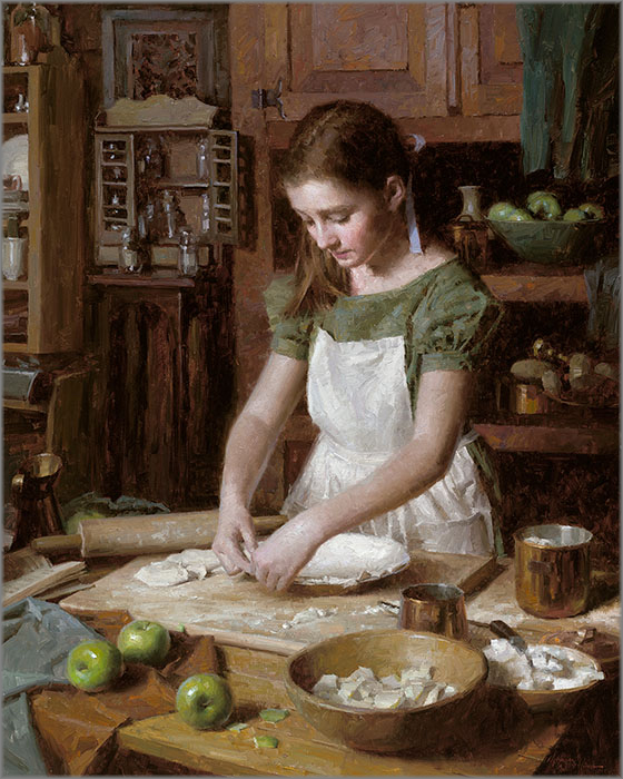 Apple Pie by Morgan Weistling