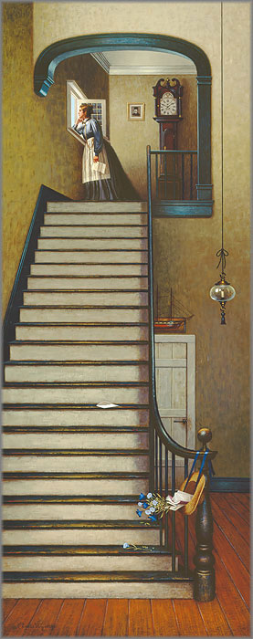 Charles Wysocki - Another Year at Sea