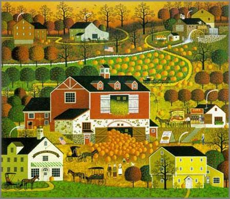 Charles Wysocki - Butternut Farms
