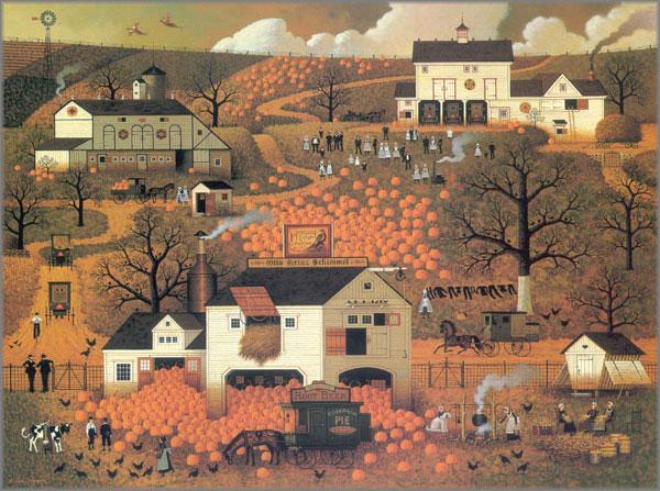 Charles Wysocki - Dancing Pheasant Farms
