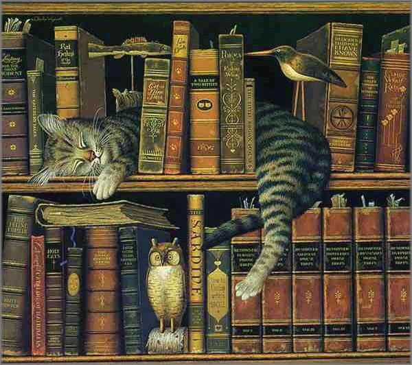 Charles Wysocki - Frederick the Literate