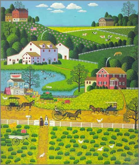 Charles Wysocki - Jolly Hill Farms