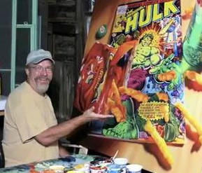 Doug Bloodworth, artist