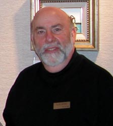 Alan Brown, president Gallery One