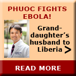 Read about Phuoc Fights Ebola!