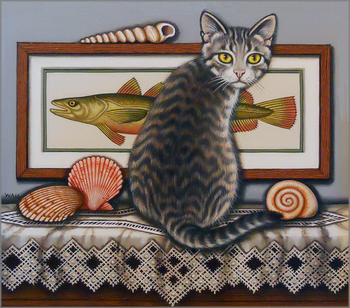 Sue Wall - Seafood Connoisseur